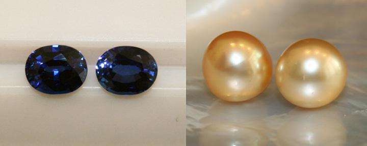 Pietre preziose e perle